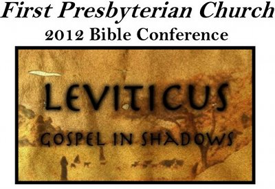 2012 Bible Conference Graphic