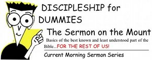 Discipleship For Dummies Sermon Series Graphic